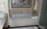 Bathroom remodeling cost labor and materials expenses for Labor cost to remodel bathroom