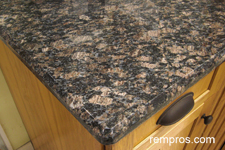 tan-brown-granite-countertop. VS