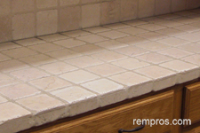 Natural Stone Tile Vs Quartz Kitchen Countertop