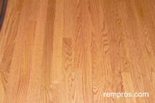 Santos Mahogany Vs Red Oak Hardwood Flooring Comparison