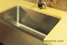 Cast Iron Undermount Vs Apron Stainless Steel Kitchen Sink
