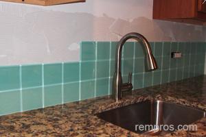 Estimating Time Necessary For Kitchen Backsplash Installation