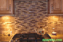 Kitchen Backsplash Design Ideas on Tile Kitchen Backsplash   Cost  Installation  Styles  How Long It Will