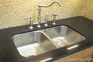 Kitchen sink sizes. Standard kitchen sink dimensions
