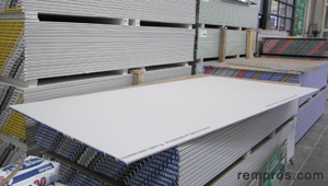 Drywall Sheet Sizes Gypsum Boards Dimensions