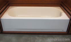 Bathtub sizes standard bathtub dimensions Standard width of bathtub