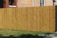 Pressure Treated Wood Vs Vinyl Fence Comparison Chart