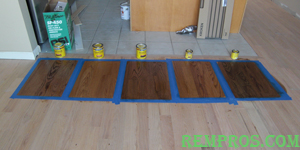 Hardwood Floor Colors