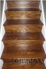 Installation Of Hardwood Floor On Stairs