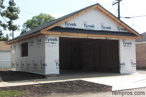 Cost to build a garage prices for garage construction for Cost to build a one car garage