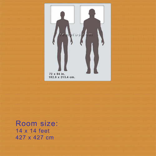 California King Bed Dimensions submited images