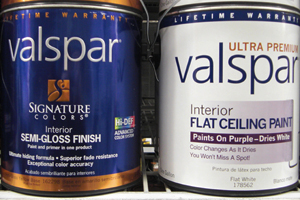 What Are The Different Types Of Interior Paint Finishes?