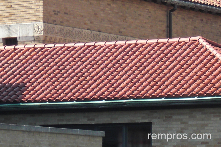 Clay tile roof for Clay tile roofs