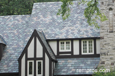 Natural Slate Vs Clay Tile Roof Comparison Chart