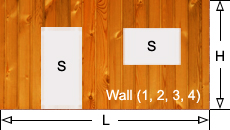 Paint calculator - exterior paint estimator