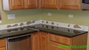 How To Tile A Backsplash Installation Of Kitchen Backsplash